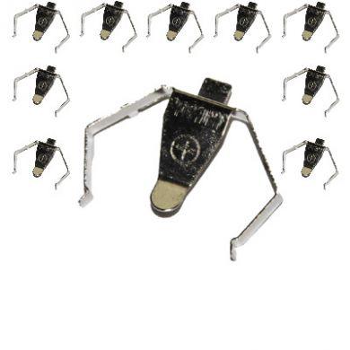 10 Battery Holder Clip