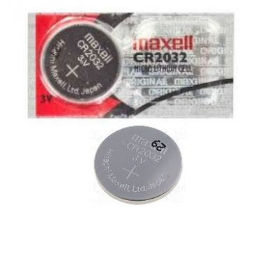 1 Maxell CR2032 Battery